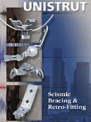 Seismic Bracing Applications