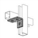 UNISTRUT, 3 HOLE LH ANGLE FITTING HDG