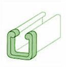 UNISTRUT, END CAP GRN FOR P5500 PERMA-GREEN