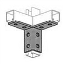 UNISTRUT, 8-HOLE WING FITTING HDG